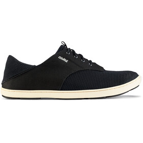 OluKai Nohea Moku Shoes Herre onyx/onyx
